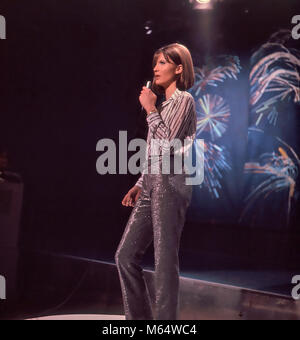 SANDIE SHAW UK pop singer about 1967.  Photo: Tony Gale - Stock Photo