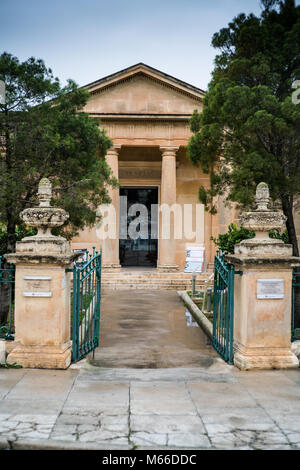 Roman Villa In Rabat