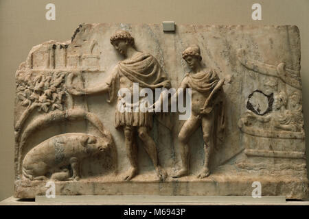 aeneas and the founding of rome