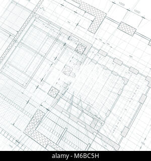 Exterior blueprint 3d rendering stock photo royalty free image architecture blueprint design and 3d rendering model my own stock photo malvernweather Gallery