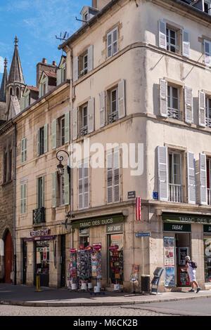 Dijon Cote-d'Or  Bourgogne-Franche-Comté France - Stock Photo