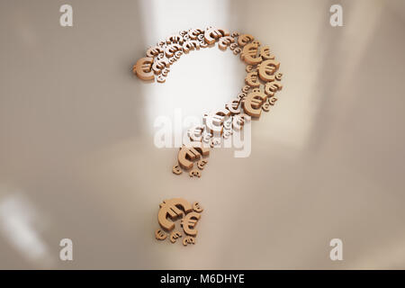 Euro Currency Question Mark Stock Photo 29795832 Alamy