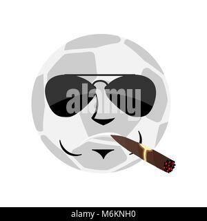 Smoking emoji black vector concept icon  Smoking emoji flat