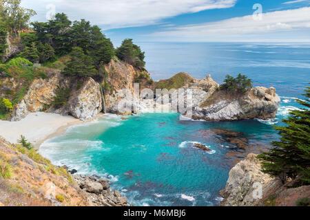California Beach - Stock Photo