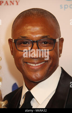 Tommy Davidson  03/04/2018 Second Annual Entertainment Studios Oscar Gala held at Beverly Wilshire Hotel in Beverly - Stock Photo