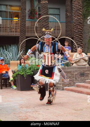 Native American Indian Hoop Dancer Singer Powwow Powwaw