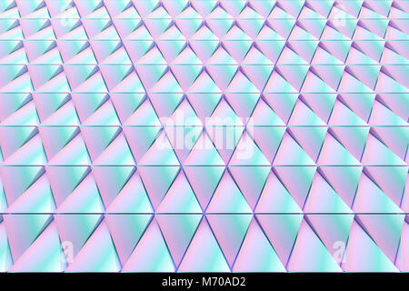 Abstract background of polygonal shape - Stock Photo