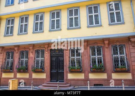 Goethe house in Frankfurt am Main Germany