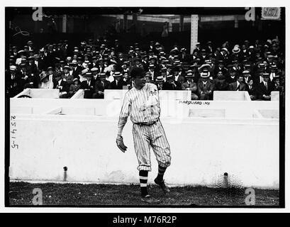 Rube Marquard, New York NL (baseball) LCCN2014691971 - Stock Photo