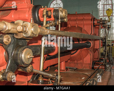 Lancashire Mining Museum, Astley Green Colliery - Stock Photo