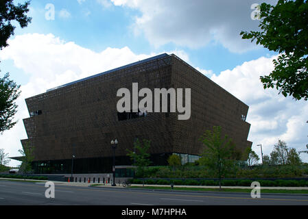National Museum of African American History - Stock Photo