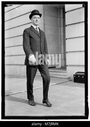 MURRAY, WILLIAM FRANCIS. REP. FROM MASSACHUSETTS, 1911-1914 LCCN2016865166 - Stock Photo