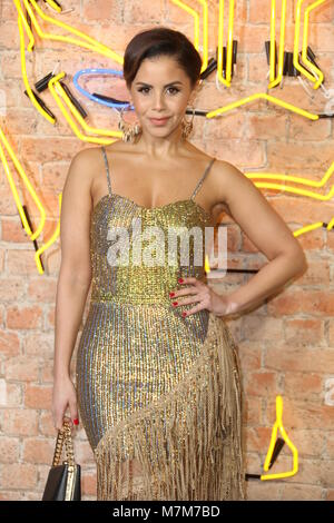 'Black Panther' European Premiere - Arrivals  Featuring: Guest Where: London, United Kingdom When: 08 Feb 2018 Credit: - Stock Photo