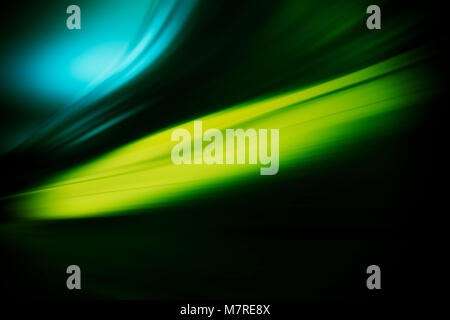 radial colored curved lines and light spots. Abstract background. Element of design. - Stock Photo