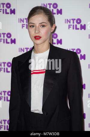 London, UK. 13th March, 2018.  attends the Into Film Awards at BFI Southbank on March 13, 2018 in London, England. - Stock Photo