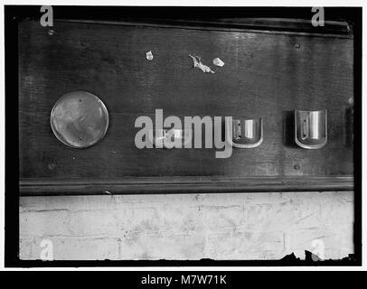 NAVY YARD, U.S., WASHINGTON. CAPS., TORPEDO SHOP LCCN2016868690 - Stock Photo