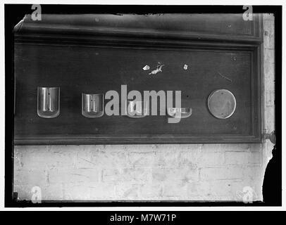 NAVY YARD, U.S., WASHINGTON. CAPS., TORPEDO SHOP LCCN2016868692 - Stock Photo