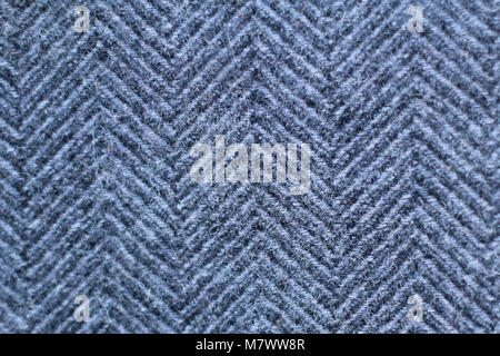 Gray tweed textile pattern. Textures and backgrounds - Stock Photo
