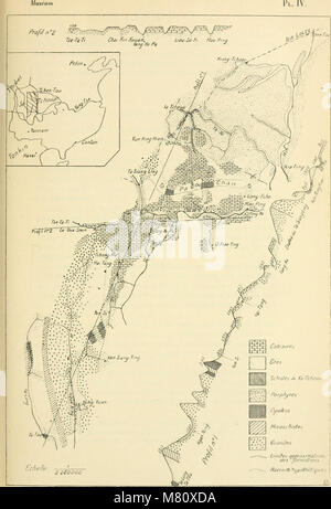 Bulletin du Musum national d'histoire naturelle ((1895-1970)) (20440360625) - Stock Photo