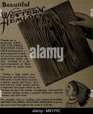 Canadian forest industries July-December 1920 (1920) (20343544808) - Stock Photo