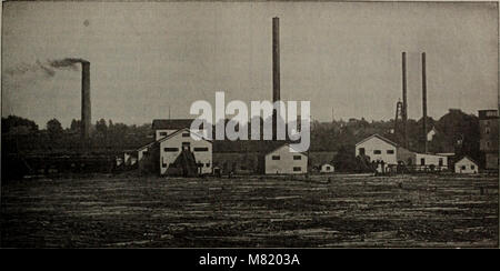 Canadian forest industries July-December 1921 (1921) (20344722030) - Stock Photo