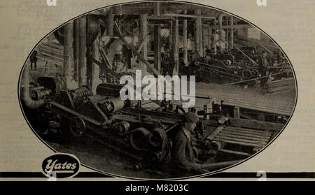 Canadian forest industries July-December 1921 (1921) (20344884809) - Stock Photo