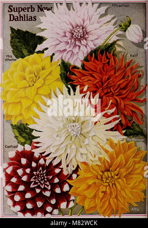 Childs' spring - 1928 53rd year (1928) (20420669948) - Stock Photo