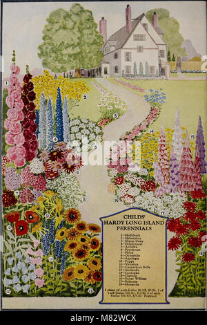 Childs' spring - 1928 53rd year (1928) (20608578985) - Stock Photo