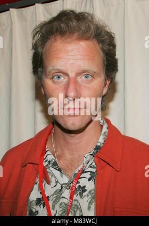 JOHN AJVIDE LINDQVIST Swedish writer mostly of horror novels 2006 - Stock Photo