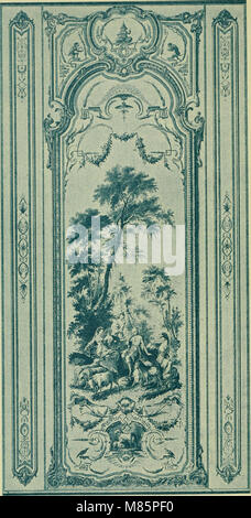 Débuts de l'imprimerie en France - l'Imprimerie nationale, l'Hôtel de Rohan (1905) (14780912382) - Stock Photo