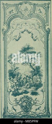 Débuts de l'imprimerie en France - l'Imprimerie nationale, l'Hôtel de Rohan (1905) (14781259225) - Stock Photo