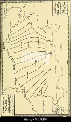 Early geophysical papers of the Society of Exploration Geophysicists (1947) (20933997698) - Stock Photo