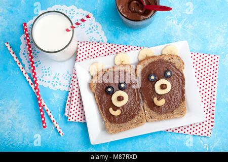 Something also Bear naked banana nut