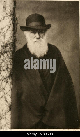Emma Darwin, a century of family letters, 1792-1896 (1915) (20666276644) - Stock Photo
