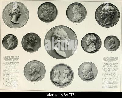 Goethe und sein Kreis; erläutert und dargestellt in 651 Abbildungen, mit einer Einführung in das Verständnis von - Stock Photo