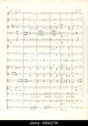 Grand traité d'instrumentation et d'orchestration modernes - Oeuvre 10me (1843) (14591379729) - Stock Photo