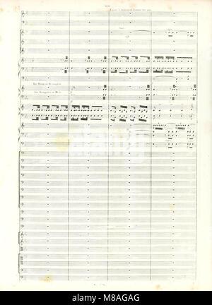 Grand traité d'instrumentation et d'orchestration modernes - Oeuvre 10me (1843) (14775205371) - Stock Photo