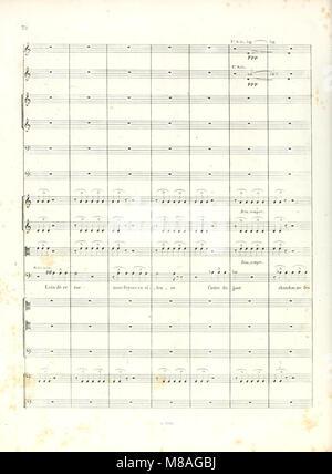 Grand traité d'instrumentation et d'orchestration modernes - Oeuvre 10me (1843) (14777719512) - Stock Photo