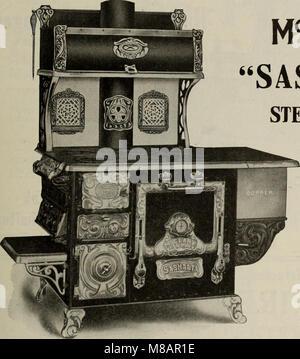 Hardware merchandising August-October 1912 (1912) (14598137759) - Stock Photo