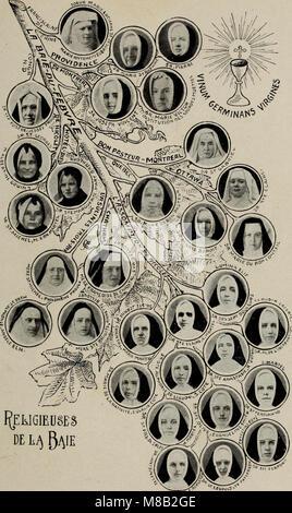 Histoire de la Baie-Saint-Antoine, dite Baie-du Febvre, 1683-1911 (1911) (14596553349) - Stock Photo
