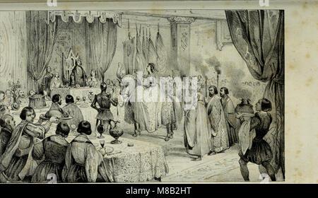 Histoire de Lille et de la Flandre wallonne (1848) (14589858340) - Stock Photo