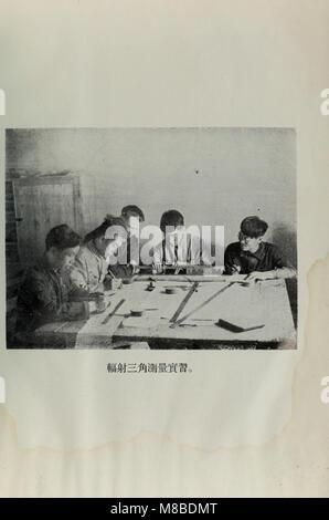 Da xing an ling sen lin zi yuan diao cha bao gao (1954) (20653278458) - Stock Photo