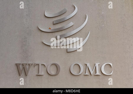 World Trade Organization (WTO) - Stock Photo