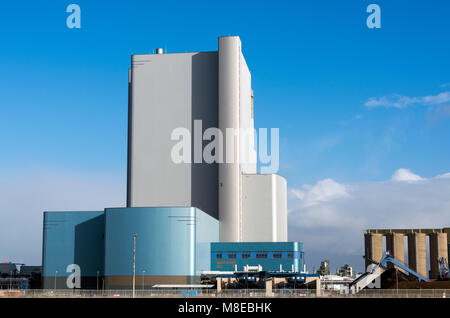 coal fired power plant on the Maasvlakte