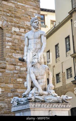 Baccio Bandinelli's Hercules - Stock Photo