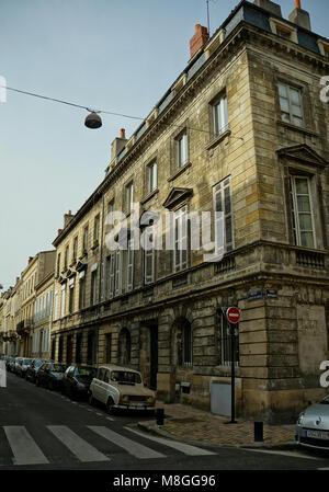 city street - Stock Photo