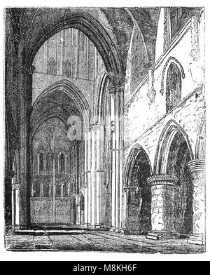 Winchester Cathedral Hampshire Medieval 13th Century