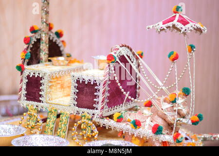Images related with natural views and  beautiful setup of wedding  and marriage ceremony and awesome location of - Stock Photo