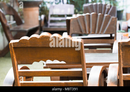 chair relax on background,front view from the top, technical cost-up. - Stock Photo
