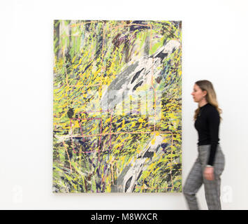 Saatchi Gallery, London, UK. 20 March 2018. Known Unknowns showcases an international selection of 17 contemporary - Stock Photo